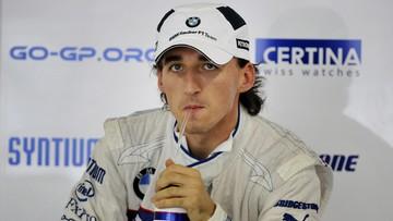 Kubica znowu za kierownicą BMW! Weźmie udział w testach