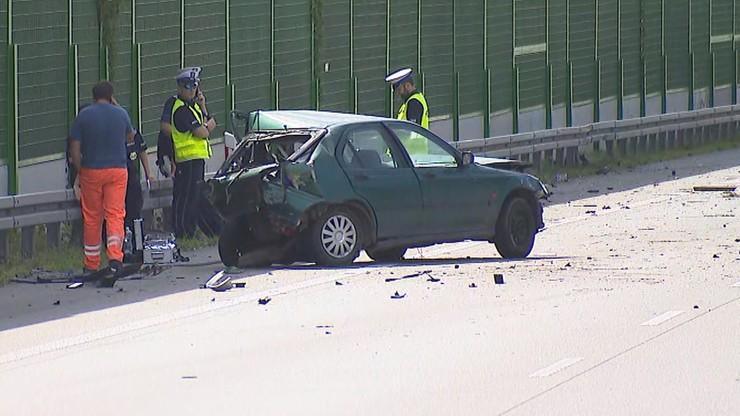Tragiczny wypadek na A1. Kierowcy, który uciekł po zdarzeniu grozi 12 lat więzienia