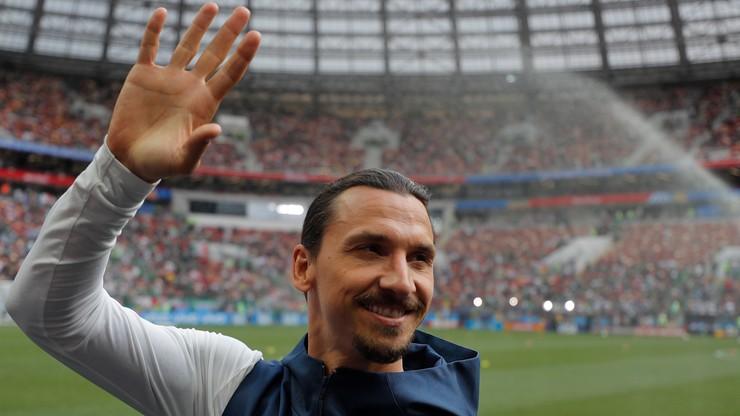 MLS: Ibrahimovic pożegnał się z Los Angeles Galaxy w... swoim stylu