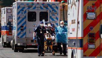 Krytyczna sytuacja w Nowym Jorku. Zmarło kolejnych kilkaset osób