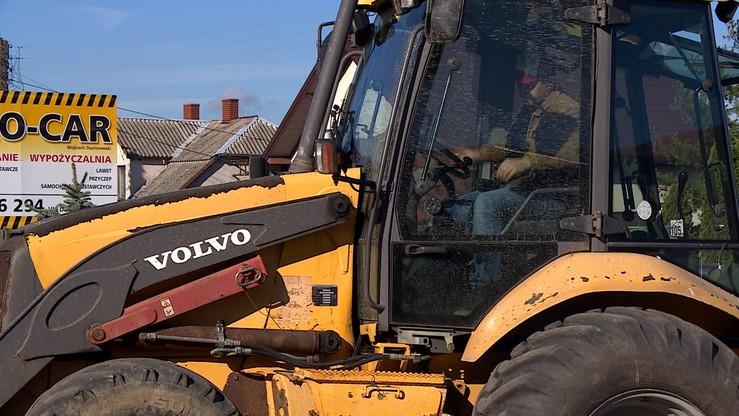 Budowlany szwindel na Podlasiu. Firma przestała płacić rachunki