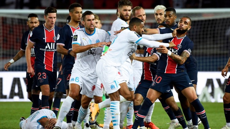 """Fogiel z Paryża: PSG w opałach. """"To idioci, zamiast grać, idą na wymianę ciosów"""""""
