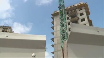 Tragedia na budowie. Pracownicy spadli z 11. piętra