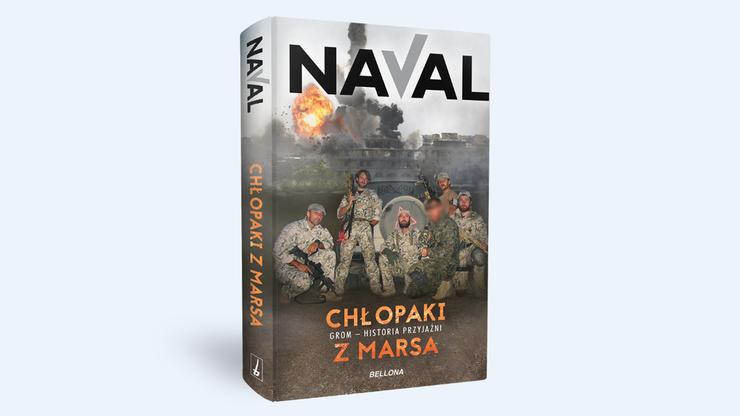 Weź udział w konkursie i zdobądź najnowszą książkę NAVALa!