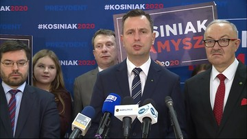 Kosiniak-Kamysz: bezmyślne krzyki prezydenta Dudy pokazują jego bezsilność