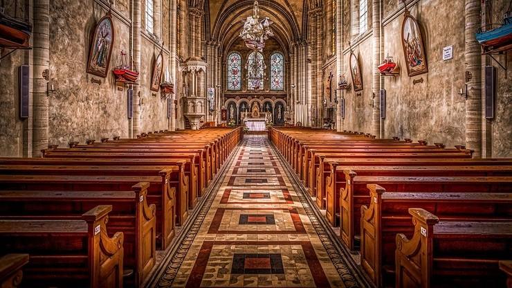 W ciągu kilku godzin był w siedmiu kościołach. Nie poszedł się modlić