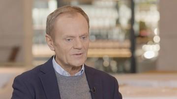 Tusk: WHO nie prowadzi kampanii wyborczej, można im wierzyć