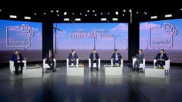 Polski multimedialny raport klimatyczny TOGETAIR