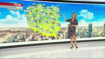 Prognoza pogody - poniedziałek, 23 listopada - rano