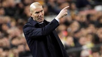 La Liga: Zinedine Zidane nie potrzebuje nowych piłkarzy