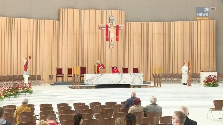 Dziś Zielone Świątki. [TRANSMISJA] mszy świętej ze Świątyni Opatrzności Bożej
