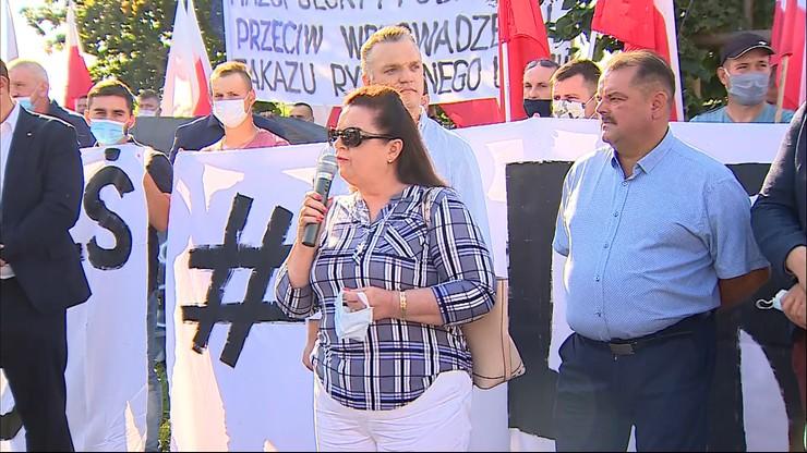 """Protest rolników. """"Nikt ze wsi nie zagłosuje już na PiS"""" - Polsat News"""