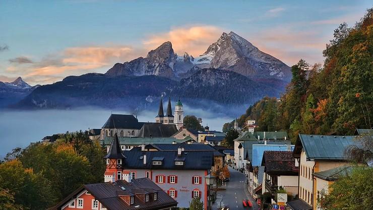 Całkowity lockdown w regionie Bawarii. Wszystko zamknięte na dwa tygodnie