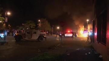 Stany Zjednoczone w ogniu. Protesty przerodziły się w grabieże i podpalenia