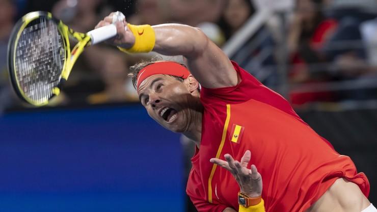 ATP Cup: Serbia - Hiszpania. Transmisja na Polsatsport.pl