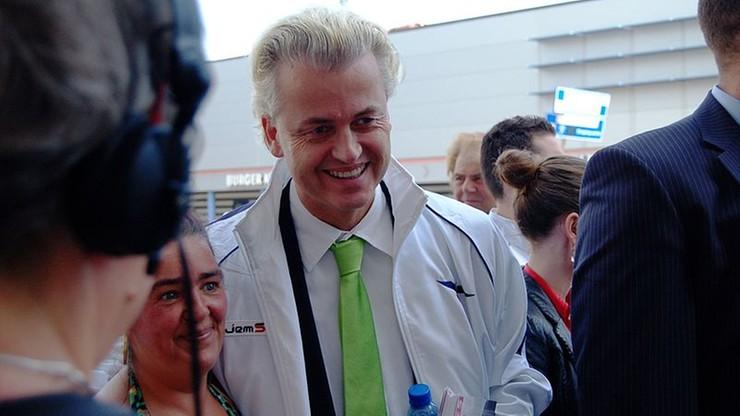 Holenderski polityk zorganizował konkurs karykatur Mahometa. Opublikował pracę zwycięzcy