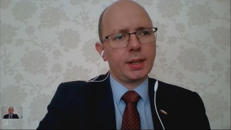 Przewodniczący komisji ds. pedofilii związany z Ordo Iuris? Kmieciak wyjaśnia w Polsat News