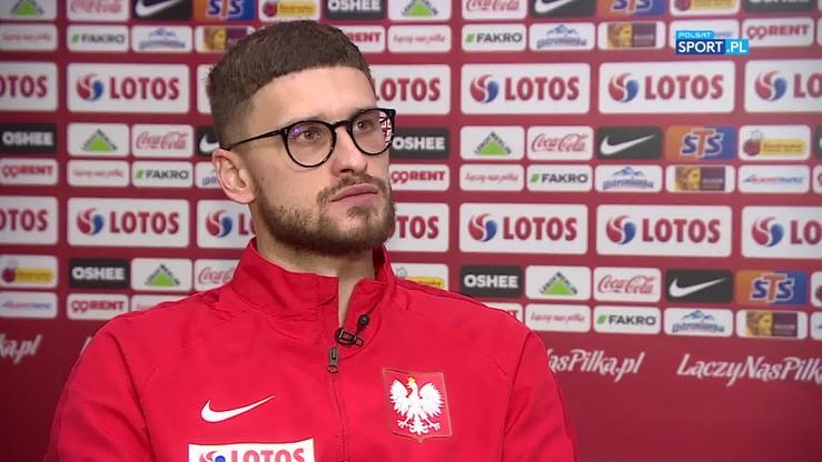 Klich: Wiem, jak to jest nie jechać na EURO