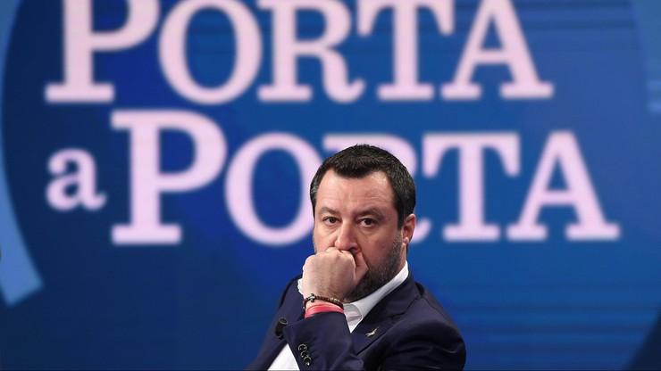 Kolejne postępowanie przeciwko Salviniemu ws. przetrzymywania migrantów