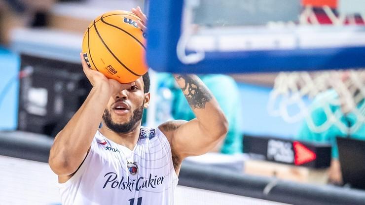 Liga Mistrzów FIBA: Porażka koszykarzy Polskiego Cukru