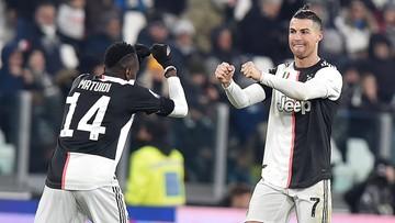 Puchar Włoch: Juventus Turyn - AS Roma. Relacja i wynik na żywo