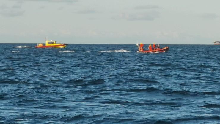 Szukali kitesurfera przez kilka godzin. Mężczyzna o akcji przeczytał w mediach