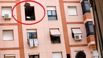 Był w mieszkaniu oddalonym o 3 km od miejsca eksplozji w fabryce. Zginął na miejscu