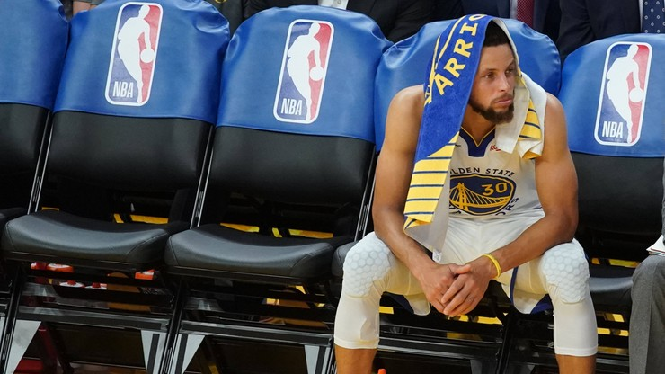 NBA: Curry będzie pauzować trzy miesiące
