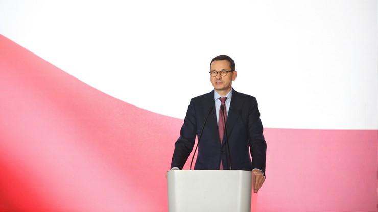Znamy nazwiska ministrów rządu premiera Morawieckiego