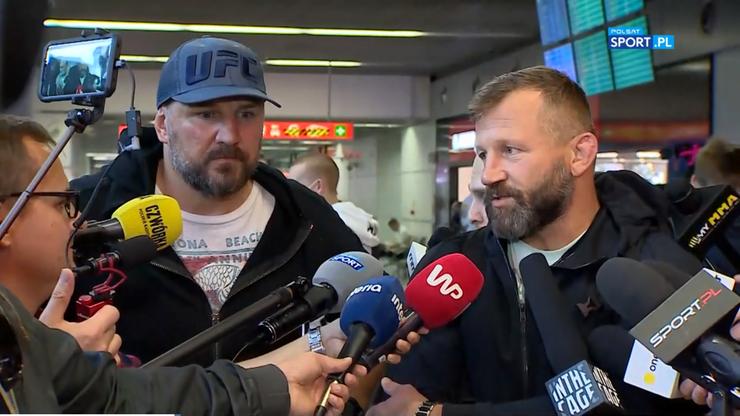 Trenerzy Błachowicza: Jan dopiero w to uwierzył, że potrafi nokautować