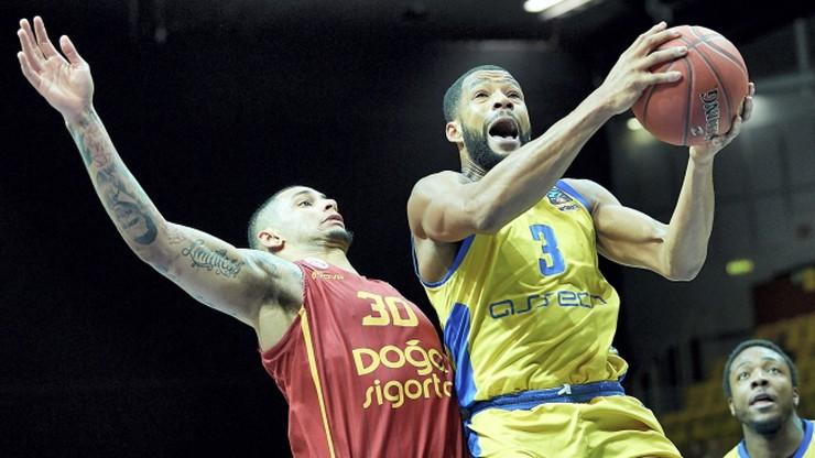 Puchar Europy: Galatasaray Stambuł pokonało Asseco Arkę Gdynia