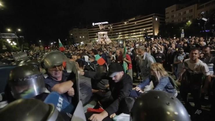 81. dzień protestów. Bułgarzy żądają dymisji premiera