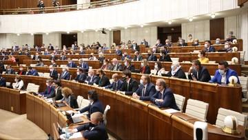 Przerwana sesja słowackiego parlamentu. Posłowie zakażeni koronawirusem