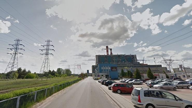 Olej z elektrowni w Ostrołęce wyciekł do kanału uchodzącego do Narwi