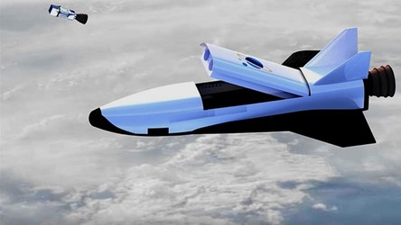 Tajemnicze mini-wahadłowce X-37B zostały przejęte przez Siły Kosmiczne