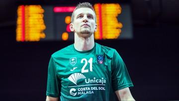PE koszykarzy: Adam Waczyński pokazał klasę. Zwycięstwo Malagi