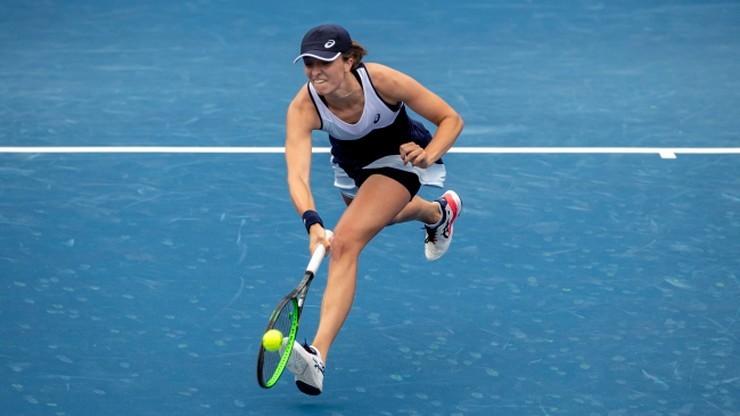 US Open: Pewny awans Igi Świątek do drugiej rundy