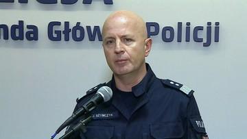 """Szef policji broni funkcjonariusza z Konina. """"W świetle prawa jest niewinny"""""""