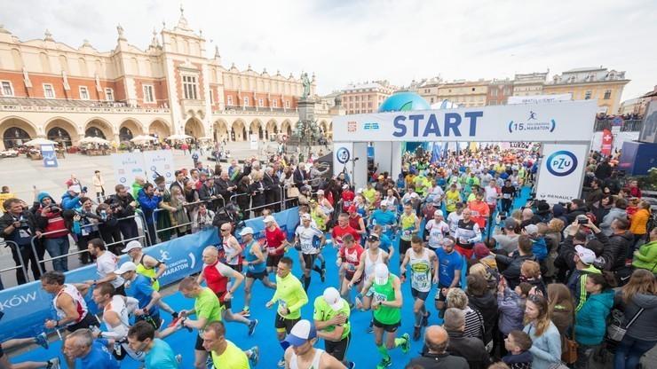 PZU Cracovia Maraton przeniesiony na listopad
