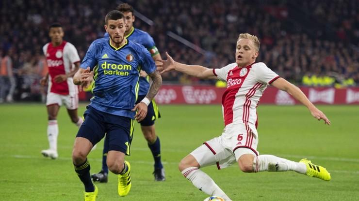 Ajax Amsterdam wygrał 4:0 w De Klassieker!