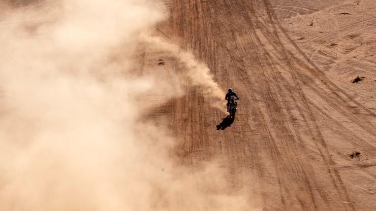 Rajd Dakar: Tomiczek nie przystąpił do czwartkowego etapu