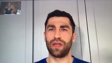 Hrycaniuk o zakończeniu rozgrywek EBL: Musimy zaakceptować to czwarte miejsce