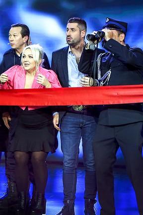 """2020-04-05 """"Kabaret na żywo. Przystanek Radość"""" na nowej drodze"""