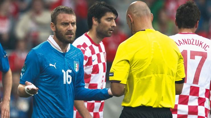 Daniele De Rossi zostanie trenerem włoskiego klubu?