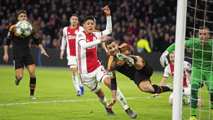 Liga Mistrzów: Valencia wyeliminowała Ajax Amsterdam. Awans Chelsea - Polsat Sport