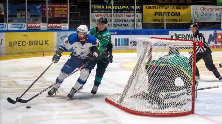 Ekstraliga hokejowa: Fałszywe bilety na mecze Unii Oświęcim