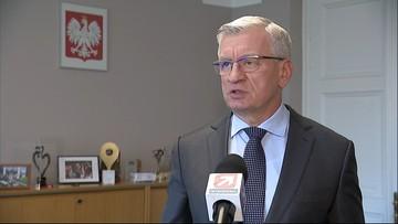 Szef MSWiA chce odwołania wojewody. Broni go prezydent Poznania
