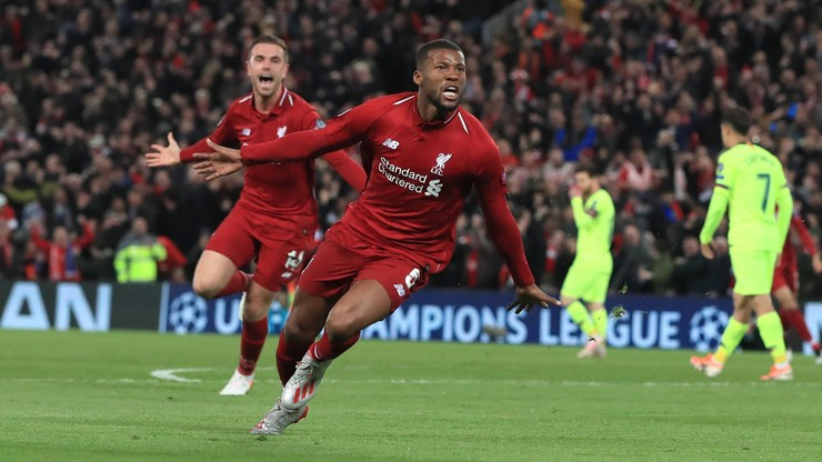 Liga Mistrzów: Przeżyjmy to jeszcze raz! Liverpool rozbił Barcelonę i dokonał cudu