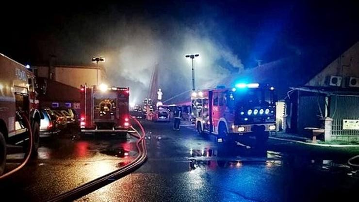 Strażacy spóźnili się do pożaru, bo dyżurny poszedł do toalety