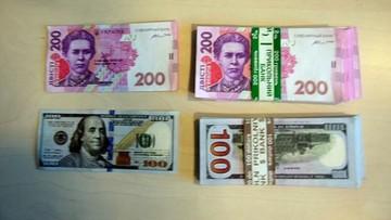 Australijczyk w Balicach z fałszywymi banknotami